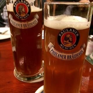 黑啤&黄啤 - lujiazui's Paulaner Brauhaus (lujiazui)|Shanghai