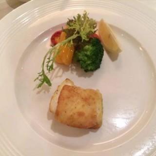 煎雪鱼扒 - tianhequ's 意畔意大利餐厅 (tianhequ)|Guangzhou
