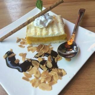 南瓜蛋糕 - nongjiangsuo's KAPOK (nongjiangsuo)|Guangzhou