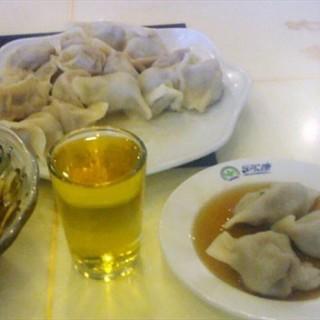 韭菜猪肉饺子 - 位於昌平鎮的祁家饺子 (昌平鎮) | 北京