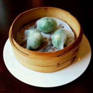 翡翠虾饺 - ใน崇仁 จากร้าน当年情港式餐厅 (崇仁)|Wu Han