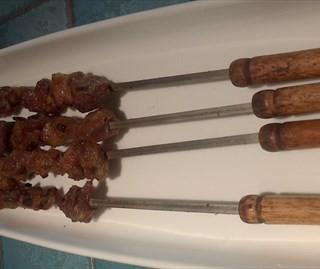 羊肉串 - ใน黄浦区 จากร้าน漫驼铃 (黄浦区)|Shanghai