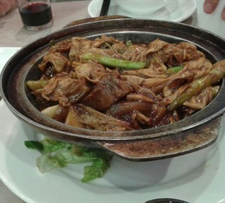 腐竹焖羊肉 - kecun's 清心鸡 (kecun) Guangzhou