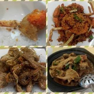 椒盐濑尿虾 - gongyuanqian's 肥姨赖尿虾 (gongyuanqian) Guangzhou