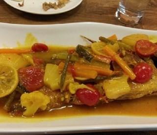 黄咖喱酸甜鱼 - 位于国贸的我爱南洋菜 (国贸) | 北京