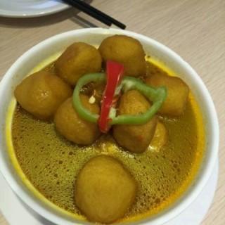 咖喱鱼蛋 - 位于国贸的澳门味道 (国贸) | 北京