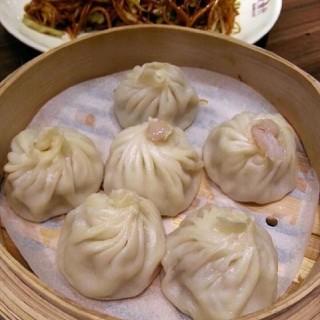 蟹粉小笼 - wangfujing_dongdan's 大食代 (wangfujing_dongdan)|Beijing