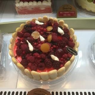 提拉米苏蛋糕 - 位于王府井/东单的哈根达斯 (王府井/东单) | 北京