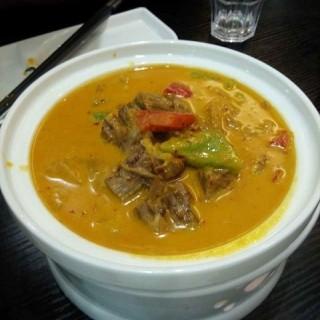 泰式黄咖喱牛肉 - 位於芥园道/邵公庄 的泰来时尚泰国餐厅 (芥园道/邵公庄 ) | 天津