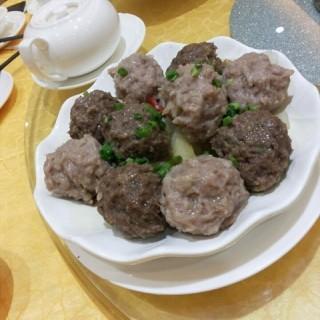 龙胜海鲜酒家——好大颗牛肉猪肉丸 - tuhua's 龙胜海鲜酒家 (tuhua)|Guangzhou