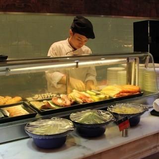 's FOODS国际美食舞台 (zhujiangxincheng) Guangzhou