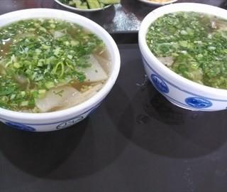 牛肉拉面 - 位于大望路的东方宫中国兰州牛肉拉面 (大望路) | 北京