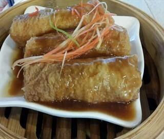 鲍汁腐皮卷 - chenjiaci's 点都德大茶楼 (chenjiaci)|Guangzhou