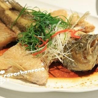 金牌油浸飞鲈 - zhujiangxincheng's 开饭餐厅(广粤天地店) (zhujiangxincheng)|Guangzhou