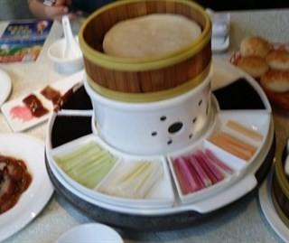 烤鸭 -  dari 金百万烤鸭店 (望京) di 望京 |Beijing