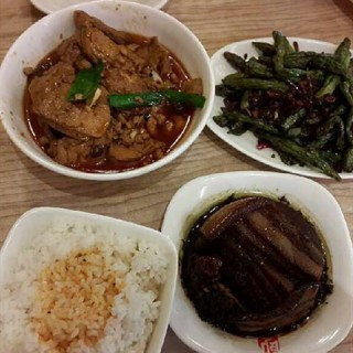 梅菜扣肉 -  dari 即品担担面 (双榆树) di 双榆树 |Beijing