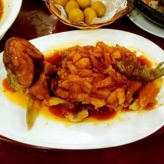 鸿源酒店西餐厅——糖醋鱼 - sanyuanli's 鸿源酒店西餐厅 (sanyuanli)|Guangzhou