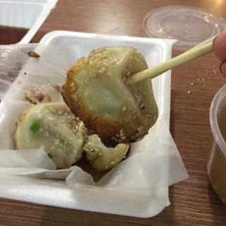 鲜肉生煎 - ใน静安 จากร้าน小杨生煎 (静安)|Shanghai