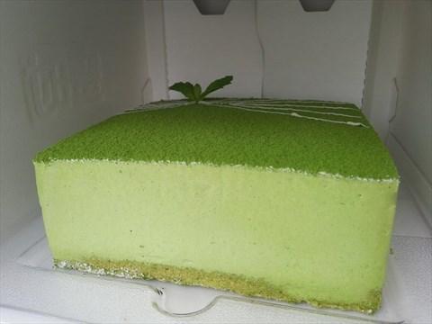 宇治和风慕斯蛋糕 - 蜜时cake - Bakery - Jianghan - Wu Han