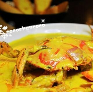 招牌咖喱蟹 - zhujiangxincheng's 水芝越越南料理 (zhujiangxincheng)|Guangzhou