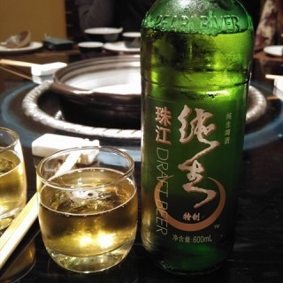 啤酒不可少 - zhujiangxincheng's 毋米粥 (zhujiangxincheng)|Guangzhou