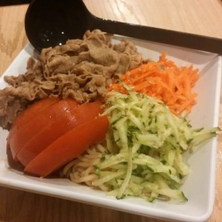 牛肉涼麵 - North Point's Beef Noodles (North Point)|Hong Kong