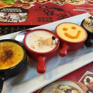 可愛四色小甜點 - 位於旺角的老點點心竹筒飯 (旺角) | 香港
