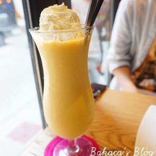 凍南瓜拿鐵 - 位于西环的Seoulmate Cafe (西环) | 香港