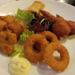 小食拼盤 - 位於屯門的Spago Fusion Restaurant (屯門) | 香港
