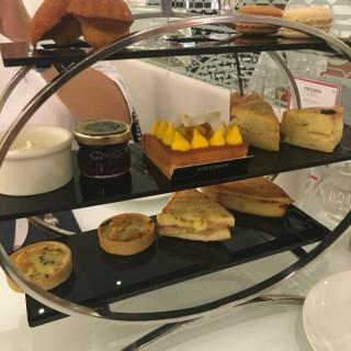 Tea set - 位於沙田的Fauchon Paris Le Café (沙田) | 香港