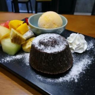 朱古力心太軟 - 位於天水圍的一糖 (天水圍) | 香港
