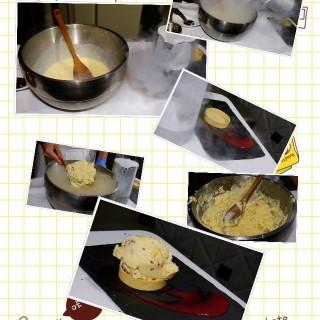 玫瑰花雲呢拿雪糕 - ใน尖沙咀 จากร้านAVA Restaurant Slash Bar (尖沙咀)|ฮ่องกง