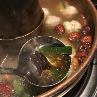 美人鍋 - 位於尖沙咀的老鍋台式火鍋 (尖沙咀)   香港