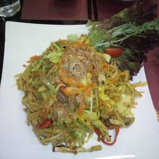 越式咖喱炒貴刁 - 位於天后的越圓坊 (天后) | 香港