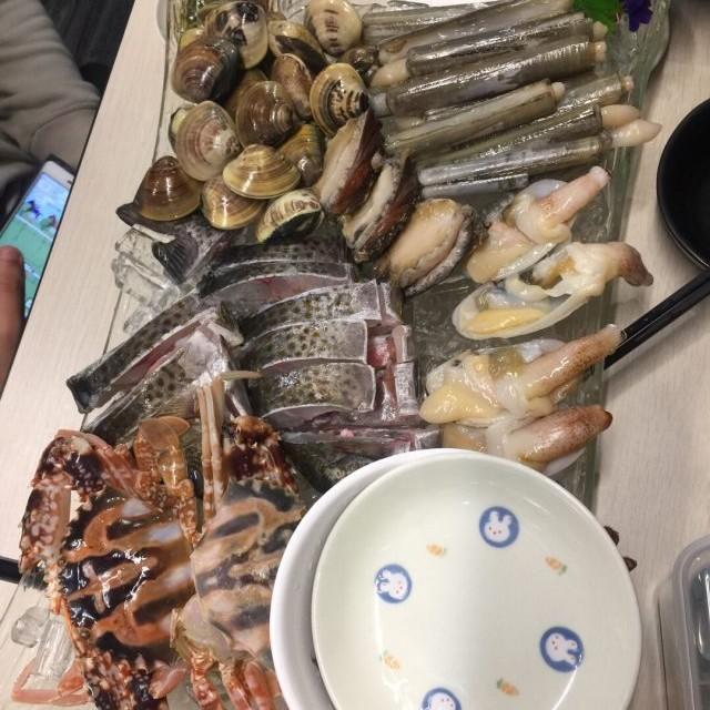 海鮮盆 - 粥地海鮮粥底火鍋 - 火锅 - 大埔 - 香港