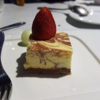 雲石芝士餅 - 位於黃竹坑的海龍王餐廳 (黃竹坑) | 香港