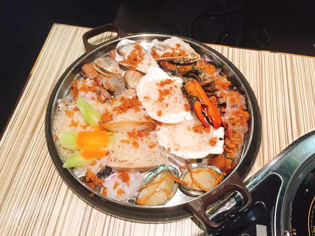 海鲜拼盘 - 壹蒸锅 - 粤菜 (广东) - 旺角 - 香港