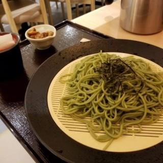 抹茶蕎麥麵 - 位於銅鑼灣的京林屋 (銅鑼灣)   香港