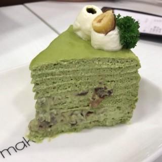 宇治金時千層tiramisu蛋糕 - 位於的Sweetology (葵芳) | 香港