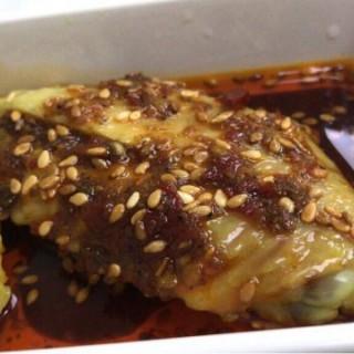 口水雞 - 位於尖沙咀的靚靚 不一樣的車仔麵 (尖沙咀)   香港