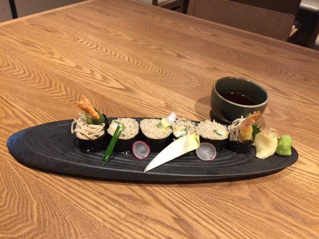天蝦蕎麥麵卷 - 丼丼亭 - 日本菜 - 銅鑼灣 - 香港