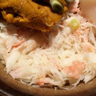 海膽 . 帆立貝 . 松葉蟹丼飯 - 位於旺角的空海 (旺角) | 香港