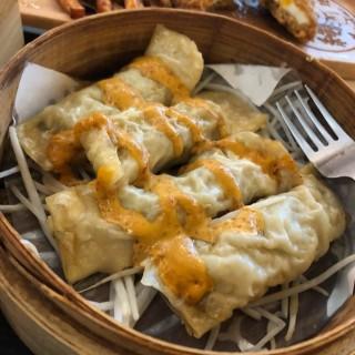 蒸餃子 - ใน จากร้านAntoshimo Cafe & Bakery (鑽石山) ฮ่องกง