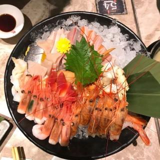 刺身拼盤 - 位於尖沙咀的大喜屋日本料理 (尖沙咀) | 香港