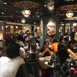 位於的夏麵館 (樂富) | 香港