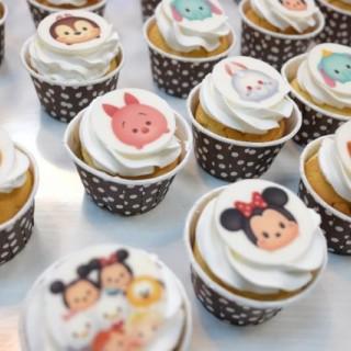 米奇奇 TSUM TSUM CUPCAKE - 位於鰂魚涌的私伙蛋糕 (鰂魚涌) | 香港