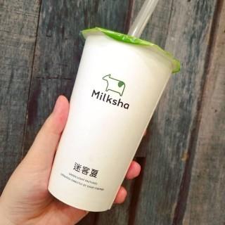 大甲芋頭鮮奶 - 位於銅鑼灣的迷客夏 (銅鑼灣) | 香港