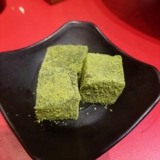 抹茶蕨餅 - 位于铜锣湾的梅光軒 (铜锣湾) | 香港