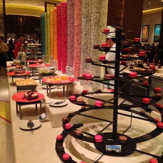 雪糕、蛋糕、馬卡龍 - Feast - Hotel Restaurant - Coloane-Taipa - Macau