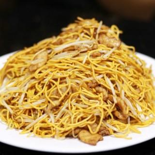 乾炒肉絲麵 -  dari 一哥美食 (祐漢) di 祐漢  Macau